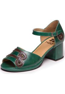 Sandalia Grace Kelly Esmeralda / Chocolate / Taupe 5862