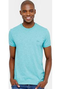 Camiseta Lacoste Color Básica Masculina - Masculino