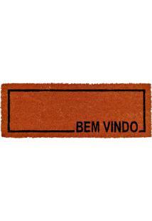 Capacho Fibra De Coco Slim 03 0,26X0,75M Edantex