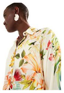 Camisa Kimono Petalis