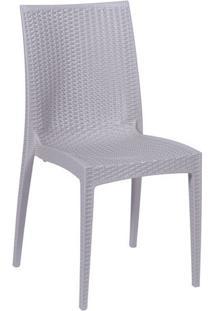 Cadeira Rattan- Fendi- 87,3X48X42Cm- Or Designor Design