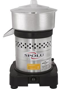 Espremedor De Frutas Pequeno Spolu Spl-004 Inox 200W Bivolt