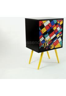 Armário Buffet Mondrian Lite