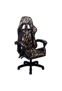 Cadeira Gamer X Fusion C.123 Camuflado