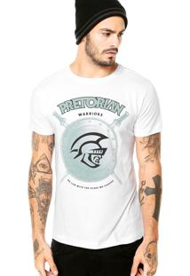 Camiseta Pretorian Warriors Branca