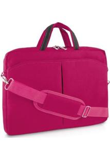 Bolsa Para Notebook Multilaser 15.6 Pol All Day - Unissex-Rosa