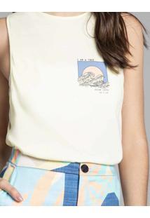 Shorts Cintura Alta Estampa Pelican - Lez A Lez