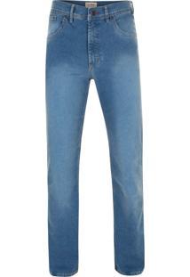 Calça Jeans Light Blue Tradicional Premium