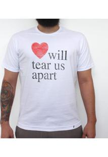 Love Will Tear Us Apart - Camiseta Clássica Masculina