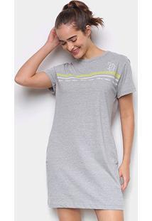 Vestido T-Shirt Colcci Curto Disney - Feminino