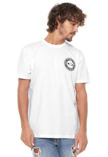 Camiseta Oakley Dollar Bill Branca