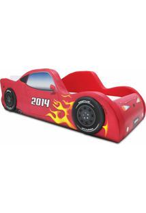 Cama Carro Fire Vermelho
