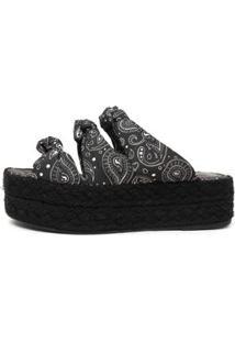 Tamanco Damannu Shoes Louane Feminino - Feminino