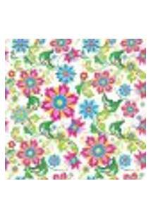 Papel De Parede Autocolante Rolo 0,58 X 3M - Floral 271