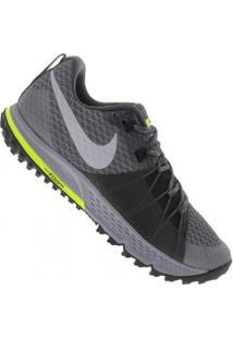 Tênis Nike Air Zoom Wildhorse 4 - Masculino - Cinza Escuro