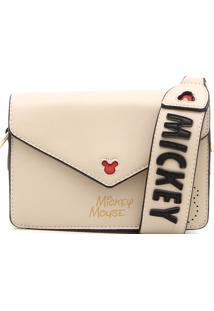 Bolsa Mickey Mouse Logo Nude