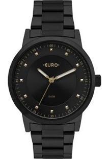Relógio Euro Bicolor Trendy Eu Feminino - Feminino