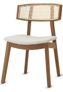 Cadeira Boss Encosto Palha Sextavada Estilo Minimalista Destack Móveis Design By Ibanez Razzera
