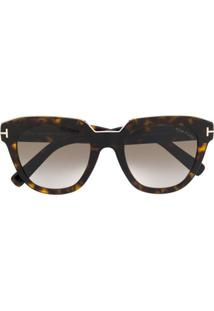 d27737446 R$ 2495,00. Farfetch Tom Ford Eyewear Óculos De Sol ...