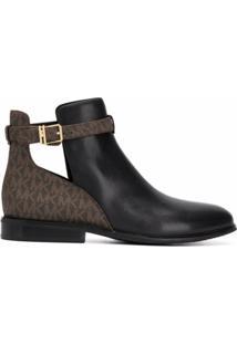 Michael Michael Kors Lawson Ankle Boots - Preto