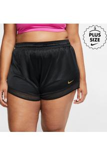 Plus Size - Shorts Nike Feminino