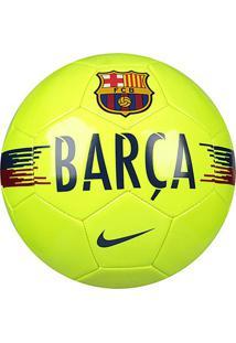 Bola De Futebol Campo Barcelona Nike Supporters - Unissex