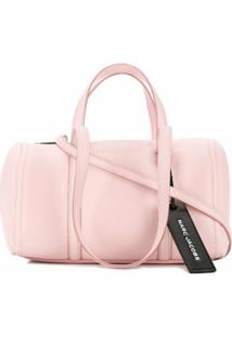 Marc Jacobs Bolsa The Tag Bauletto - Rosa