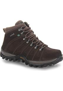 Bota Adventure Masculina Macboot - Verde Escuro