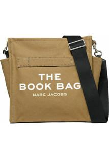 Marc Jacobs Bolsa The Book Bag - Marrom