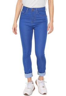 R  359,97. Dafiti Calça Jeans Calvin Klein Jeans Jegging High Azul a3a2d0490c
