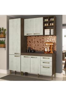 Cozinha Modulada Viena A1394 - Casamia Elare