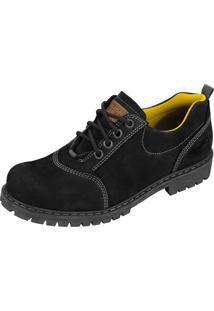 Sapato Beeton Walker403C Preto