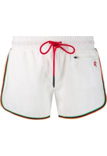 Perfect Moment Bermuda Jogger - Branco