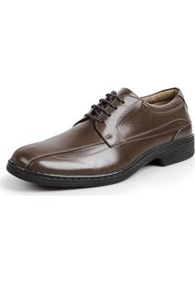 Sapato Opananken Job Cappuccino Marrom