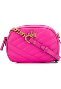 Tory Burch Kira Crossbody Bag - Rosa