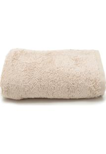 Toalha De Rosto Karsten Cotton Class Bege