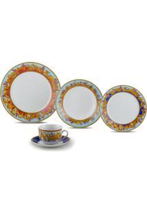 Aparelho De Jantar De Porcelana Super White Pearson Wolff – 20 Peças