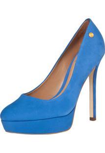Scarpin Dumond Pump Azul