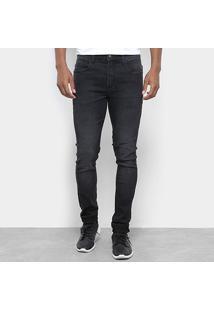 Calça Jeans Skinny Reserva Valiza Masculina - Masculino