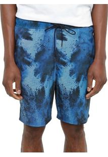 Shorts Elastano Hurley Burst Masculina - Masculino