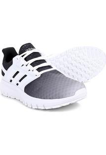 Tênis Adidas Energy Cloud 2 Masculino - Masculino-Branco+Preto