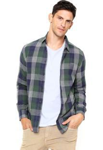 Camisa Colcci Verde masculina  f6f70d54b57c3