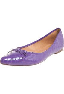 Sapatilha Dafiti Shoes Matelasse Roxo