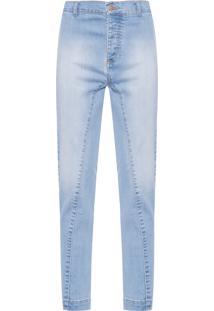 Calça Jeans Feminina Joanesburg - Azul