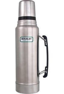 Garrafa Térmica Stanley Classic 1 Litro Em Aço Inox Até 24 Horas Gelado