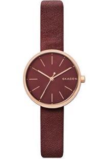 Relógio Skagen Signatur Não Definido Feminino - Feminino
