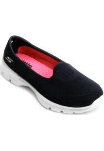 Sapatilha Skechers Go Walk 3 Insight Feminino - Feminino