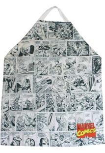 Avental Marvel Comics Pb
