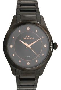 Relógio Technos 2035Mpz/5P Preto