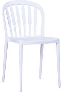 Cadeira Maya Branca Rivatti